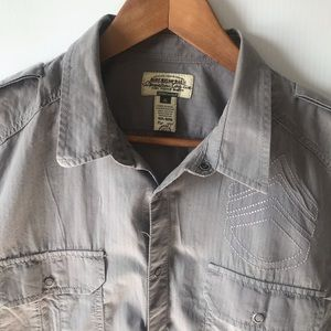 Men's American Rag Short  Sleeve  Shirt XL
